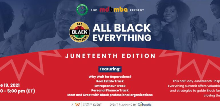 All Black Everything – Juneteenth Edition